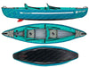 Sevylor Waterton 2 Person Inflatable Canoe (2019)