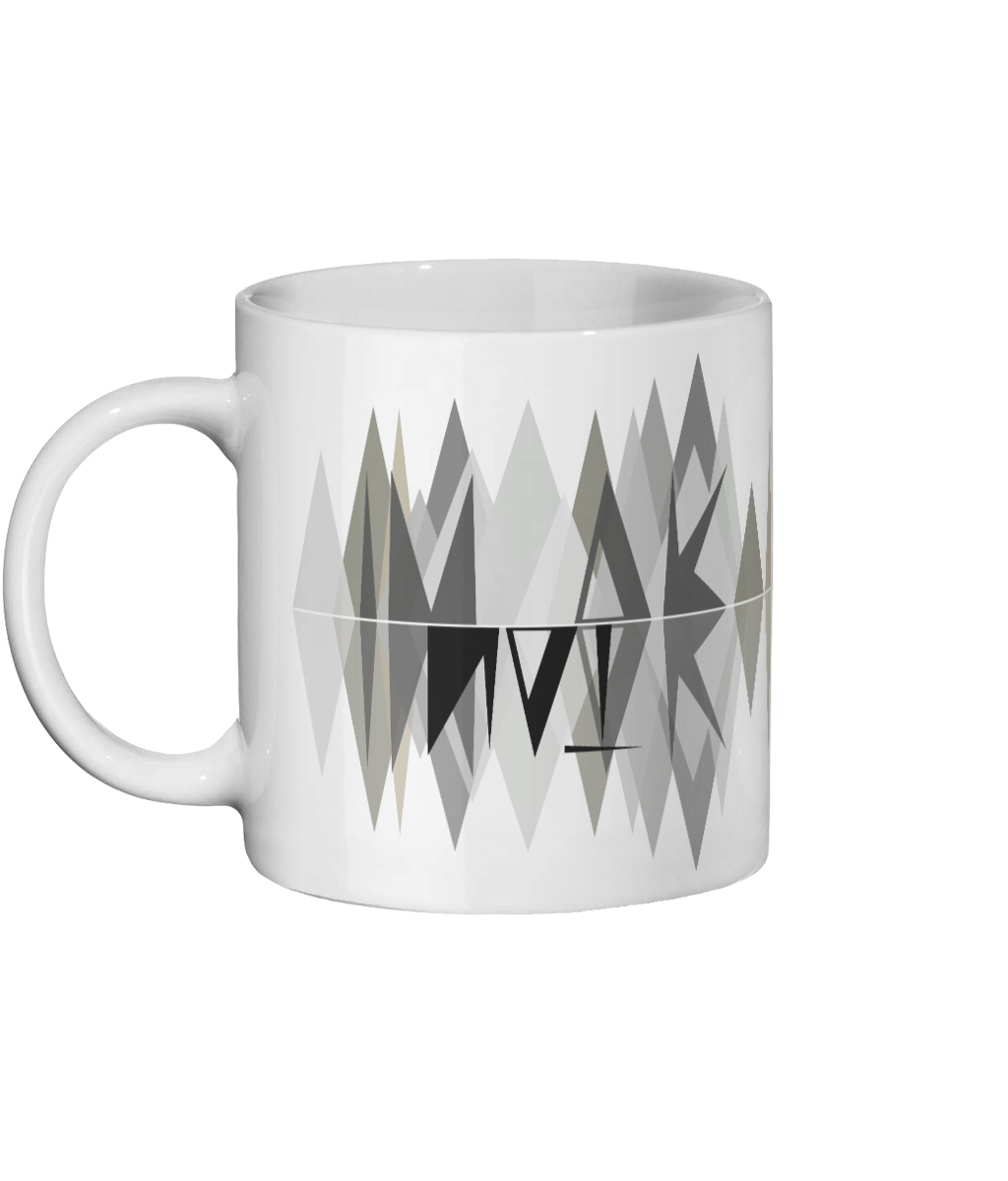 I'm Not Okay Ceramic Mug