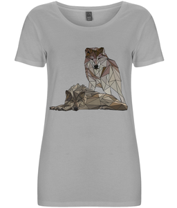 Protection Women's Grey Tee