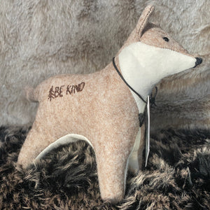 Be Kind Wolf Toy