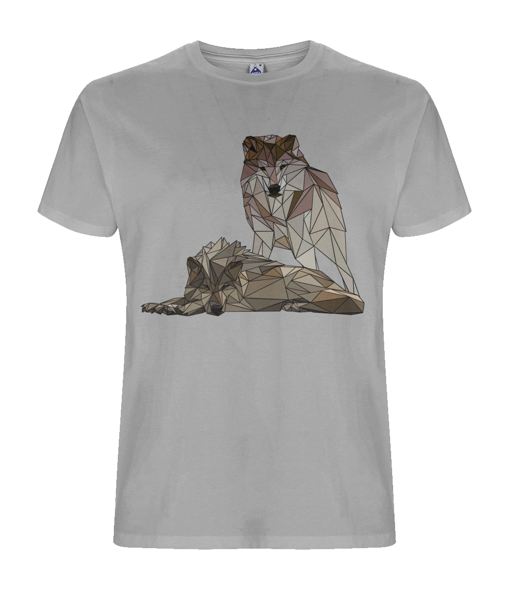 Protection Men's Grey Tee