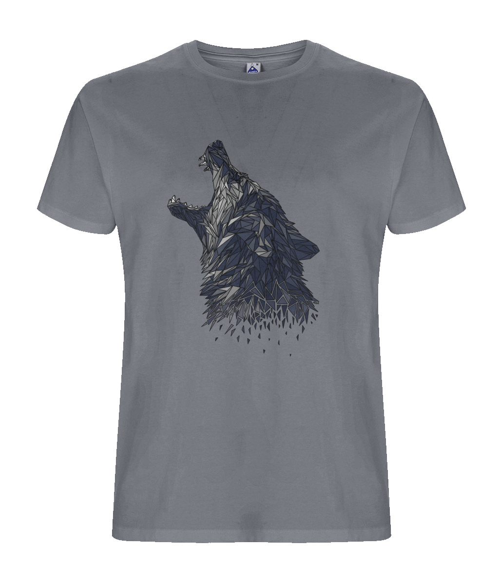 Chaos Men's Grey Tee