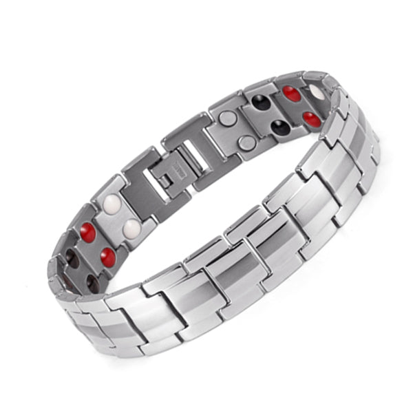 Titanium Bio Energy Bracelet For Men