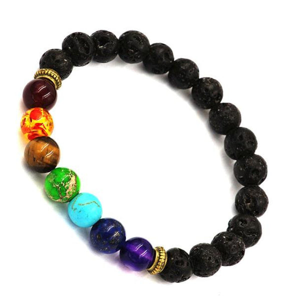 Tibet Elastic Beaded Bracelet for Women/Men