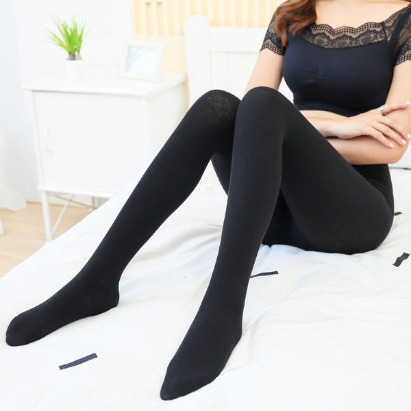 High Waisted Body Shaping Tights Sock Women Slimming Stocking Pantyhose