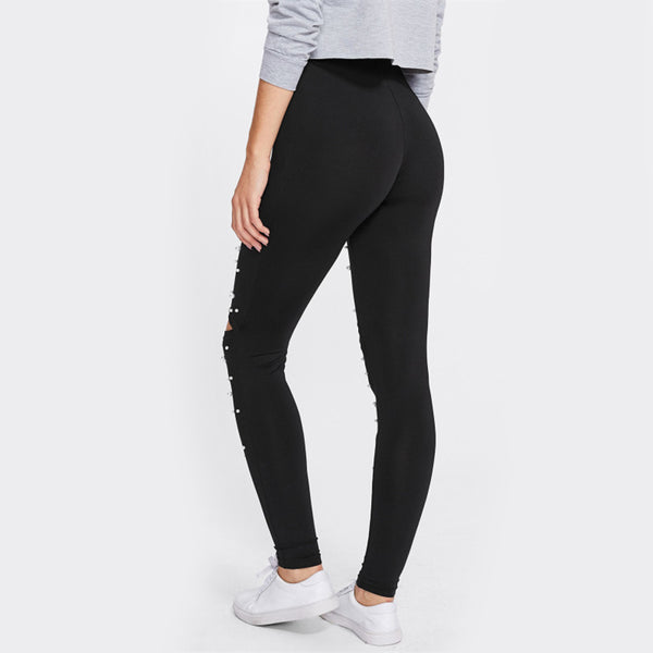 Maya Open Knee Leggings