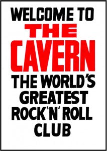 Welcome to The Cavern Club