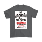 The Beatles at The Cavern Club 1963 T-Shirt