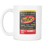 The Beatles at The Grafton Ballroom Mug