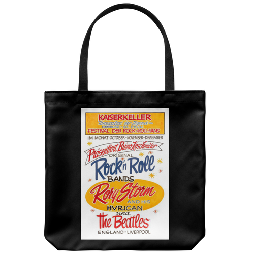 The Beatles Tote Bag at the Kaiserkeller