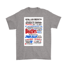 The Beatles T-Shirt at the Royal Lido Prestatyn