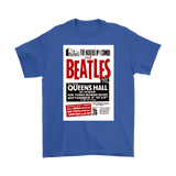 The Beatles at The Queen's Hall T-shirt