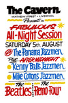 All Night Session at The Cavern Club Poster