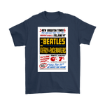 The Beatles T-Shirt at New Brighton Tower 1963