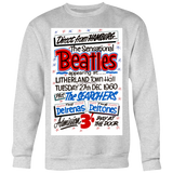 The Beatles Direct From Hamburg Sweatshirt