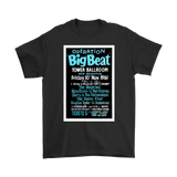 The Beatles T-Shirt - Operation Big Beat 1961
