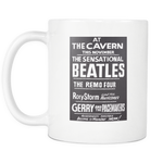 The Beatles at The Cavern Club Mug