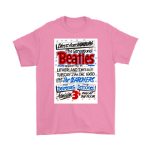 The Beatles Direct From Hamburg T-shirt