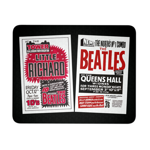 The Beatles Mouse Pad - Brian Epstein's Posters