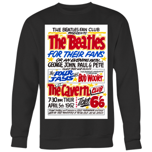 The Beatles For Their Fans Sweatshirt