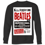 The Beatles at The Queen's Hall Sweatshirt