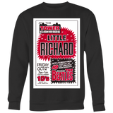 The Beatles & Little Richard Poster Sweatshirt