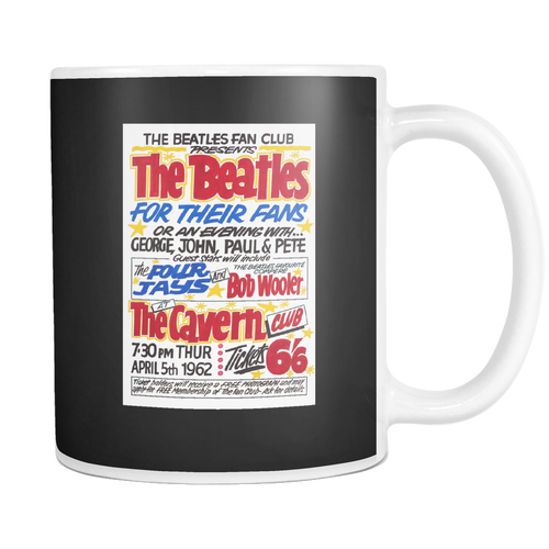 The Beatles For Their Fans Mug