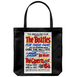 The Beatles 'For Their Fans' Tote Bag