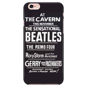 "The Beatles iPhone 7/7s/8 Case ""At The Cavern"""