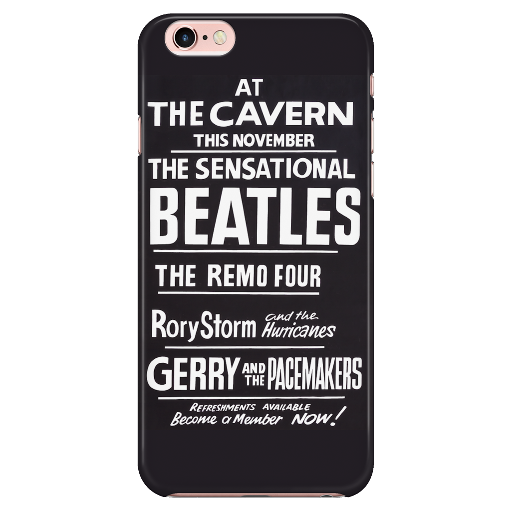 The Beatles iPhone 7/7s/8 Case