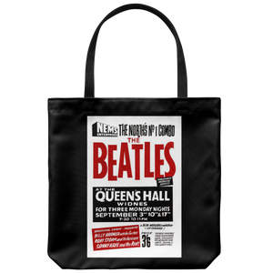 The Beatles Tote Bag at The Queen's Hall