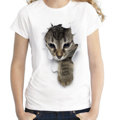 Curious Cat Shirt