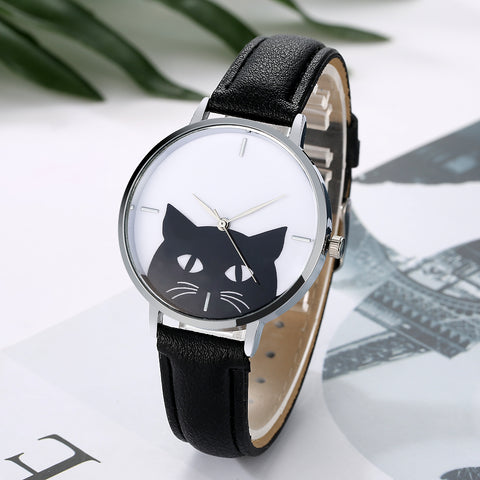 Curious Cat Watch