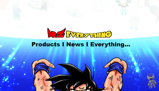 DBZeverything.com Official Launch!