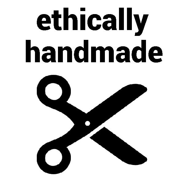 Ethically handmade by ColieCo