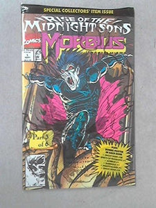 Morbius #1: Rise of the Midnight Sons - Resale Shop Canada