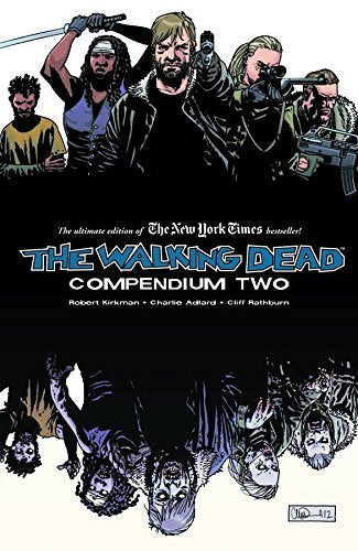 The Walking Dead Compendium Volume 2 - Resale Shop Canada