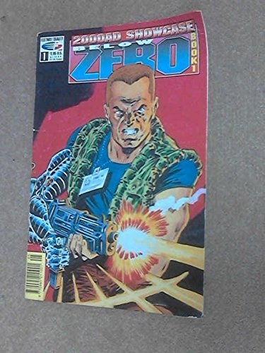 Below Zero Book 1: 2000AD Showcase - Resale Shop Canada