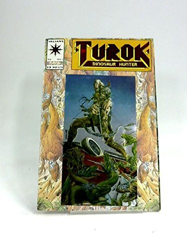Turok Dinosaur Hunter Volume 1 Issue 1 (Hologram Cover) July 1993