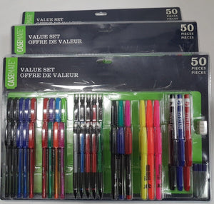 Casemate Value 50 Piece Set x 3 - Resale Shop Canada