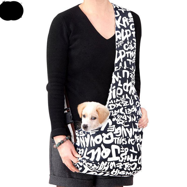 Pet Puppy Dog Cat Travel Shoulder Bag