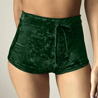 Velvet Sexy Workout and Home Shorts - Hot Item