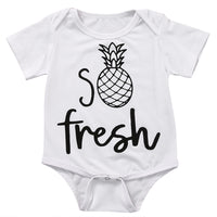 Baby Fresh Short Sleeve Bodysuit