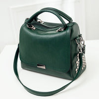 Women Leather Handbag Shoulder Bag