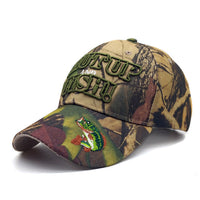 Hunting Fishing Desert Hat Baseball Cap