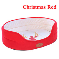 Dog Bed Soft Fleece Warm Bed Small to XLarge