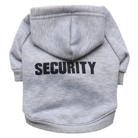 Security Dog Clothes For Small Dogs