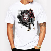 Anime Pirate King Tees