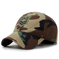 US Army Baseball Cap Camouflage