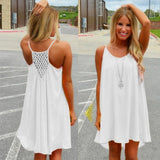 Chiffon Beach Dress